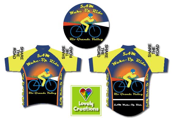 5AM Wake-Up Ride Jersey