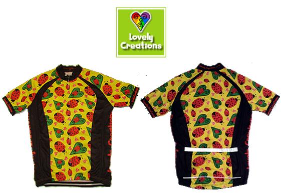 Ladybugs Cycling Jersey